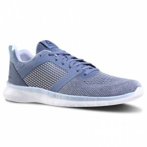 Reebok Women's Running Shoes PT PRIME RUN 2.0 in Blue Slate