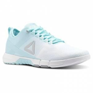 Reebok CrossFit Grace TR Women's Training Shoes in Blue Lagoon / White