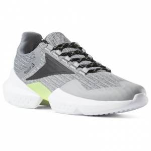 Reebok Split Fuel Unisex Lifestyle, Running Shoes in Grey
