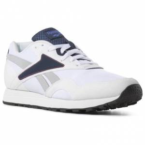 Reebok Rapide Men's Retro Running Shoes in White