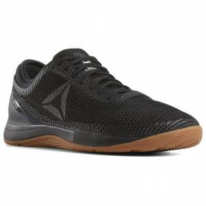 Reebok CrossFit Nano 8 Flexweave® Men's Training Shoes in Black / Gum