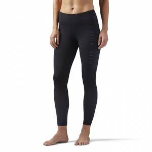 Reebok LES MILLS x Lux Tights Women's Studio Leggings in Black