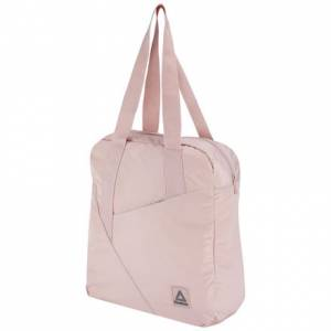 Reebok Women's Training Tote Bag in Chalk Pink