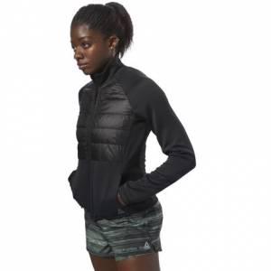 Reebok Thermowarm Women's Training Padded Jacket in Black