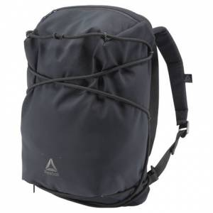 Reebok Style Premium Convertible Grip Backpack in Black