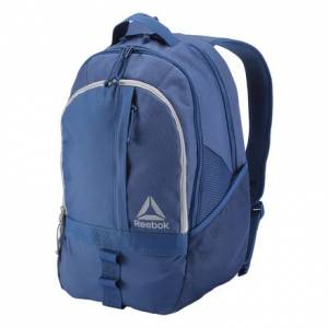 Reebok ENH Work Unisex Training Backpack in Bunker Blue