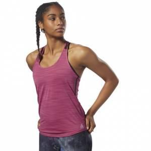 Reebok ACTIVCHILL Women's Training Tank Top in Twisted Berry