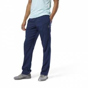 Reebok Training Essentials Men's Woven Pants in Collegiate Navy