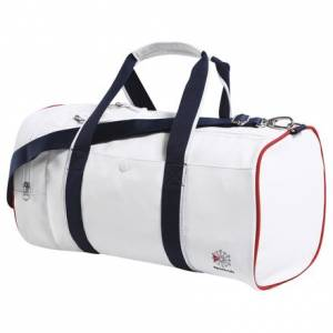 Reebok Classics Retro Sports Duffle Bag in White