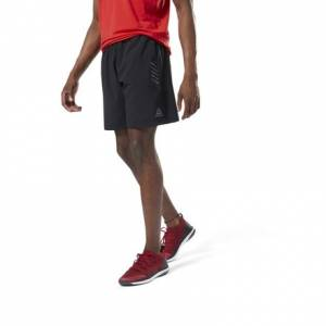Reebok LES MILLS™ Men's Studio Speedwick Speed Shorts in Black