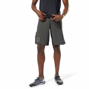 Reebok LES MILLS™ Men's Studio Shorts in Dark Cypress