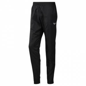 Reebok Classics Men's Hush Track Pants in Black