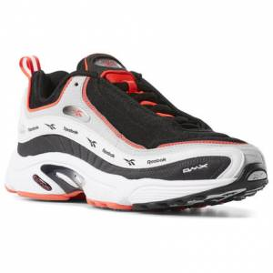 Reebok Unisex Retro Running Shoes Daytona DMX Vector in Black / Grey