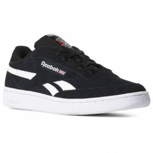 Reebok Men's Court Shoes Revenge Plus in Black