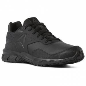 Reebok Ridgerider Men's Walking Shoes in Black