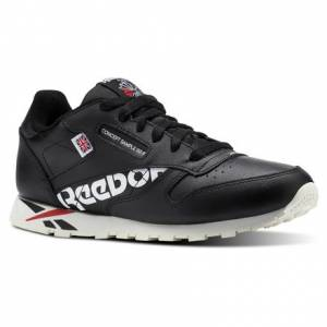 Reebok CLASSIC LEATHER ALTERED Retro Running, Lifestyle Kids Shoes in Ativ-Black