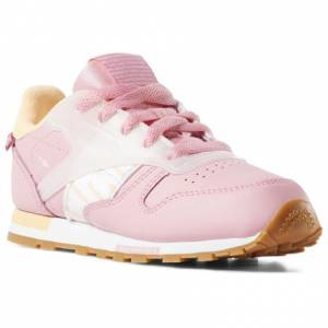 Reebok Kids Retro Running Shoes Workout Plus Altered in Squad Pink