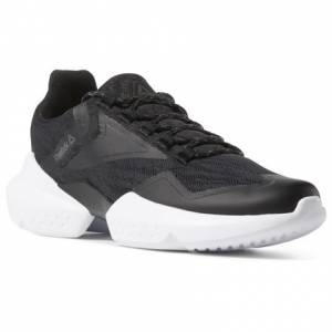 Reebok Split Fuel Unisex Lifestyle, Running Shoes in Black