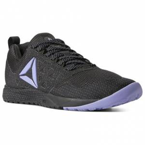 Reebok CrossFit® Nano 6.0 Covert Women's Training Shoes in Black / Purple