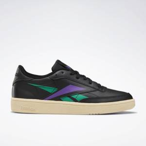 Reebok Club C 85 Women's Classics Shoes in Black