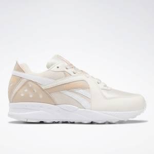 Reebok Pyro Women's Retro Running Shoes in Pale Pink