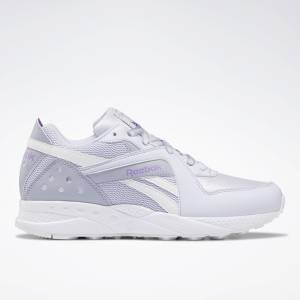 Reebok Pyro Women's Retro Running Shoes in Lucid Lilac