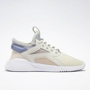Reebok Freestyle Motion Women's Studio Shoes in Alabaster