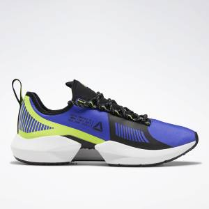 Reebok Sole Fury TS Unisex Running, Lifestyle Shoes in Blue