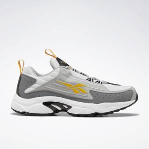 Reebok DMX Series 2K Unisex Classic Shoes in Grey