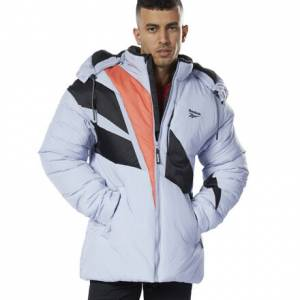 Reebok Classics Vector Men's Jacket in Light Blue