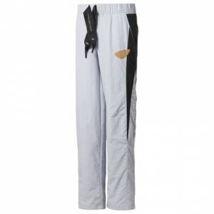 Reebok Classics x Pyer Moss Women's Track Pants in Cold Grey