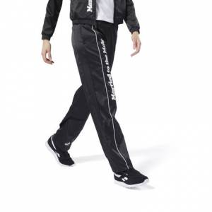 Reebok Classics x Married to the Mob Women's Lifestyle Track Pants in Black