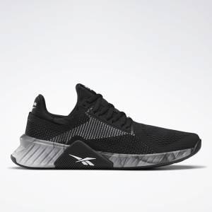 Reebok Flashfilm Trainer Men's Training Shoes in Black