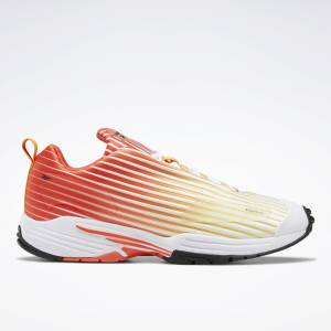 Reebok DMX THRILL Unisex Shoes in Vivid Orange