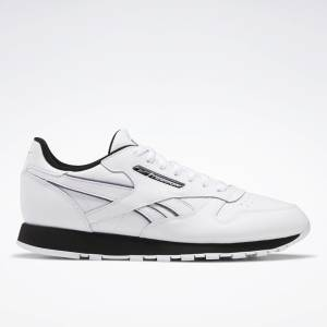 Reebok Classic Leather Men's Lifestyle Shoes in White