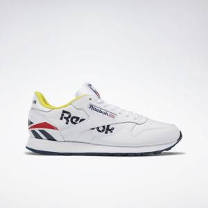Reebok Classic Leather ATI 90s Unisex Lifestyle Shoes in White