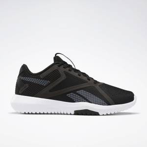 Reebok Flexagon Force 2.0 Women's Training Wide Shoes Shoes in Black