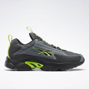 Reebok DMX Series 2K Unisex Retro Running Shoes Shoes in Alloy