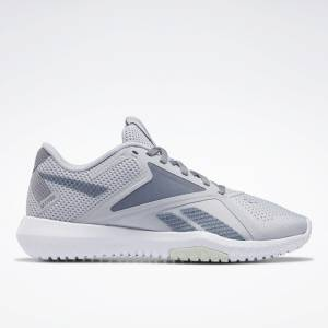 Reebok Flexagon Force 2.0 Women's Training Shoes in Cold Grey