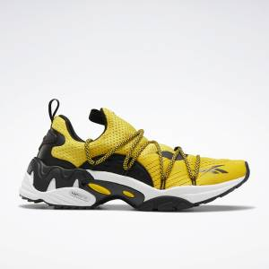 Reebok Unisex Running Shoes Trideca 200 in Toxic Yellow / Black