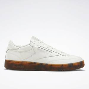 Reebok Club C Men's Tennis Shoes in Chalk