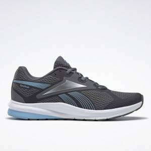 Reebok Endless Road 2 Women's Running Shoes in Grey / Blue