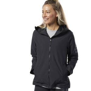 Reebok CrossFit® Women's Trail Jacket in Black