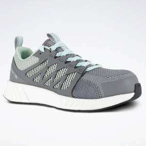 Reebok Fusion Flexweave™ Women's Work Shoes in Grey