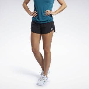 Reebok CrossFit® Knit Woven Women's Shorts in Black