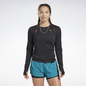 Reebok Women's Running Essentials Tee in Black