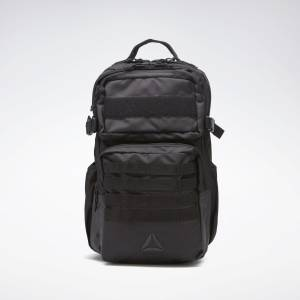 Reebok Unisex Training Day Backpack in Black