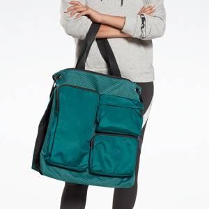 Reebok Women's Studio Pinnacle Bag in Black / Blue