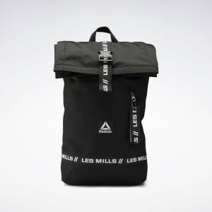 Reebok LES MILLS® Backpack in Black