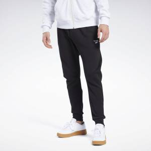Reebok Classics Men's Vector Pants in Black